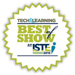 Skills Navigator wins best of show at #ISTE