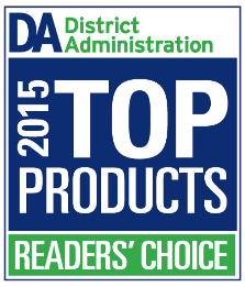 District Admininstration Reader's Choice 2015 Top Products