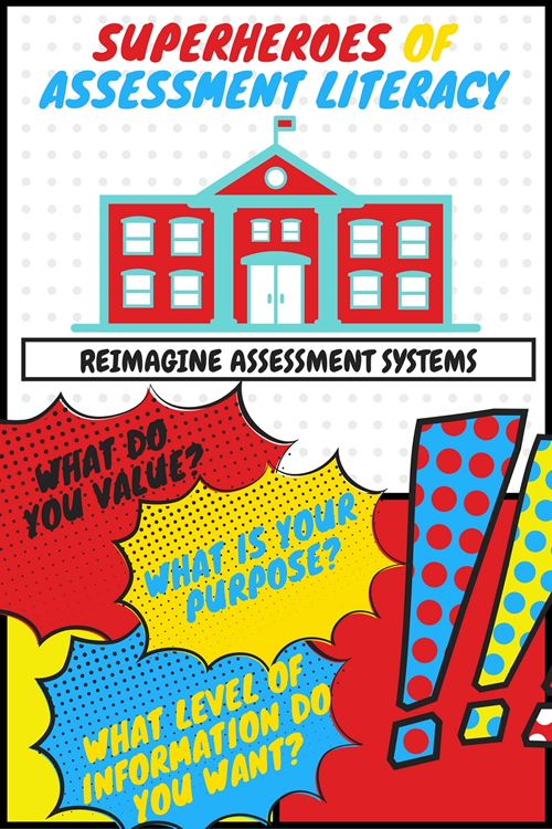 Superheroes of Assessment Literacy
