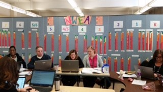 Teachers Working To Support Students