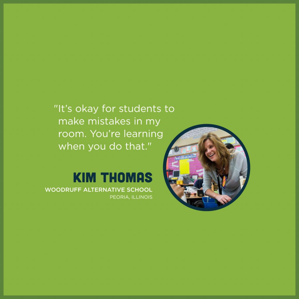Kim Thomas - 8 Keys to Inspiring Joy in the Classroom