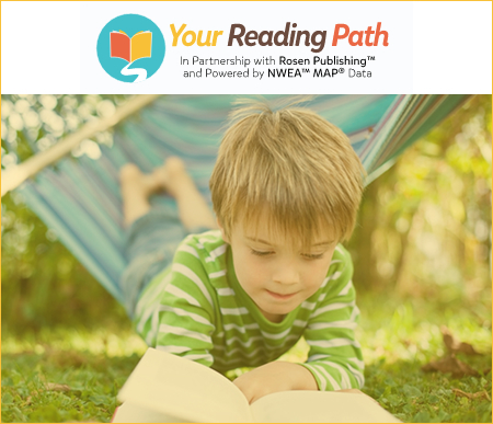 Use your MAP Score to Create a Summer Reading Plan