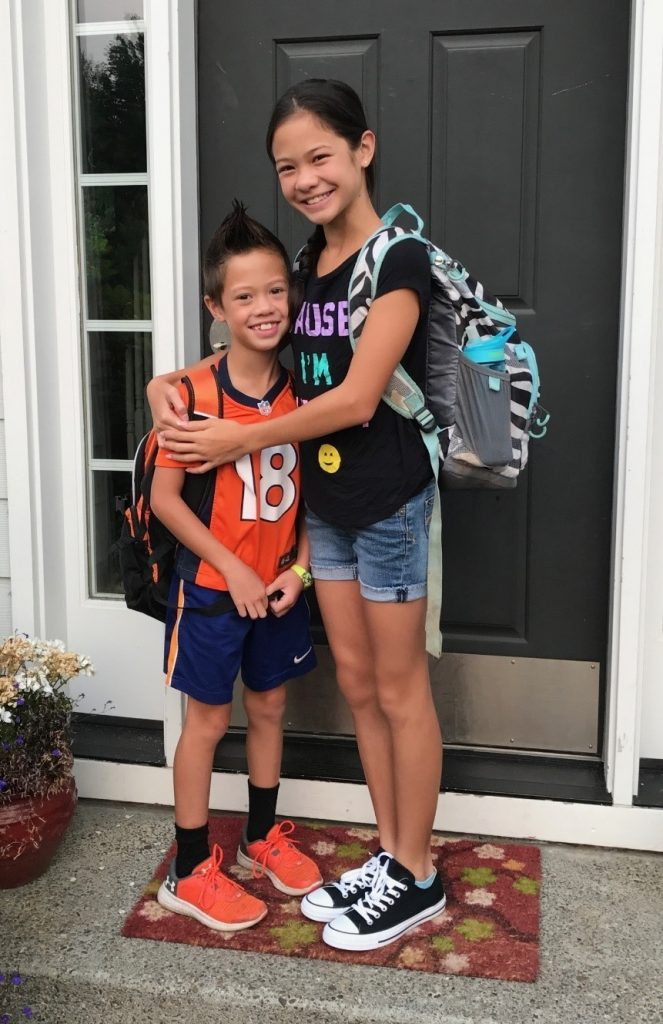 Back to School - First Day of School Picture
