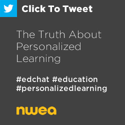 Tweet: The Truth About Personalized Learning https://ctt.ec/aUB7c+ #edchat #education