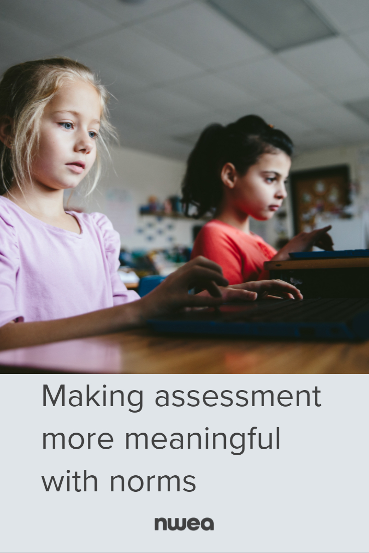 Making Assessment More Meaningful with Norms - Pinterest