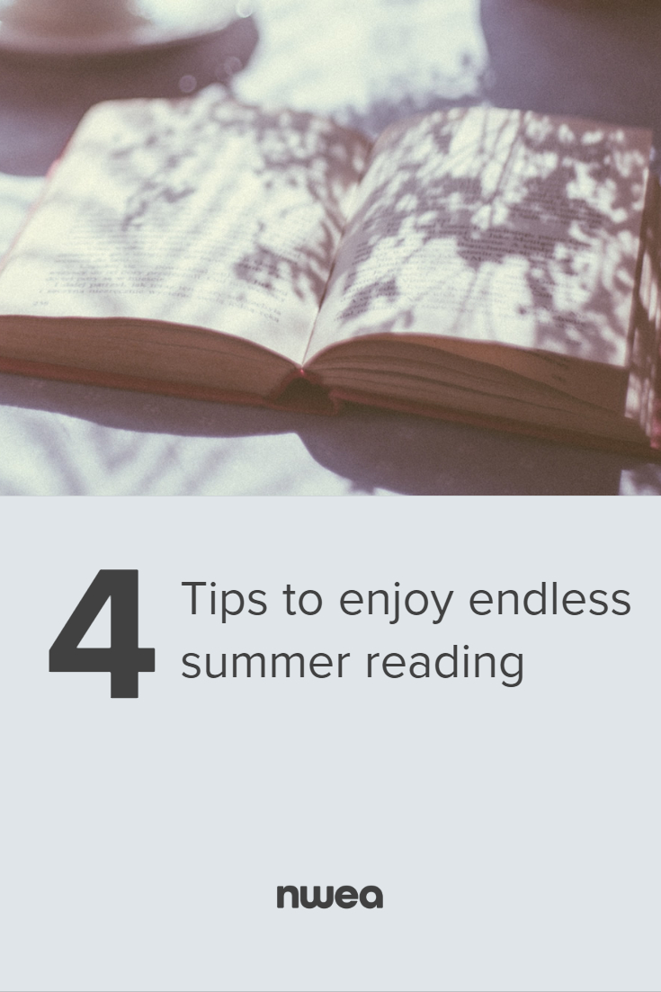 Four More Tips to Promote Endless Summer Reading - Pinterest