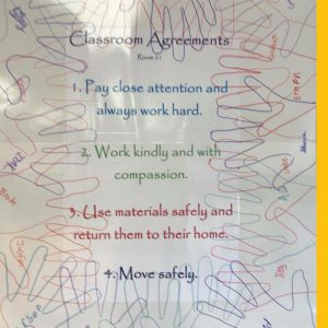 "Classroom Agreements - A Teacher's Perspective on ""Soft"" Skills"