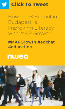 Tweet: How an IB School in Budapest is Improving Literacy with #MAPGrowth. https://ctt.ac/jRB9t+ #edchat #education
