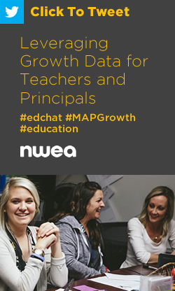 Tweet: Leveraging Growth Data for #Teachers and #Principals https://ctt.ec/bBa0h+ #edchat #education #MAPGrowth