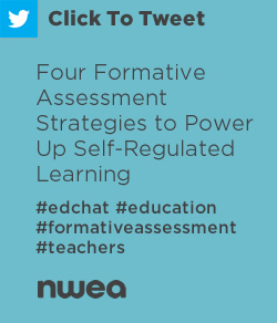 Tweet: Four Formative Assessment Strategies to Power Up Self-Regulated Learning https://ctt.ec/GRchb+ #edchat #education #formativeassessment #teachers